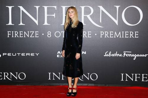 Chiara Ferragni sexy agli happening 11