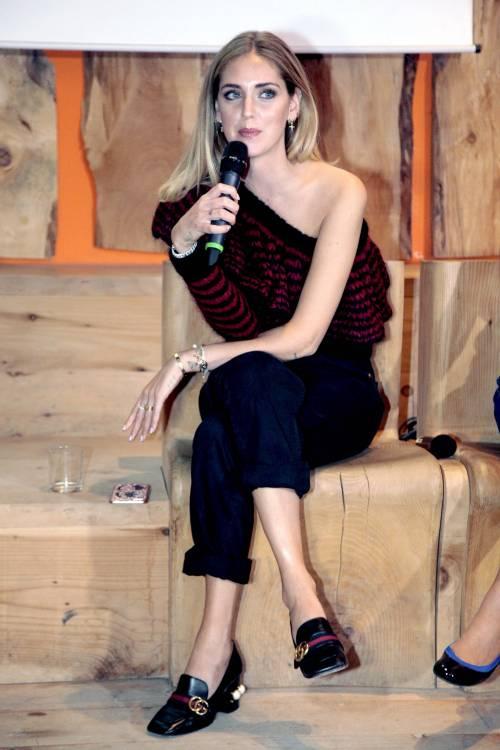 Chiara Ferragni sexy agli happening 18
