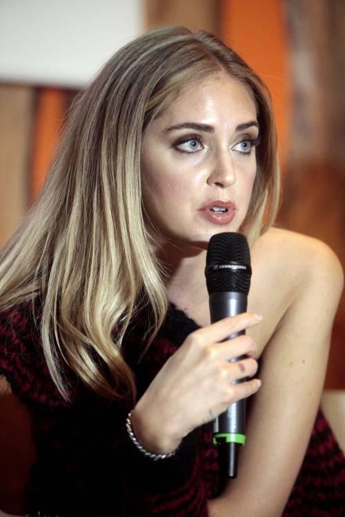 Chiara Ferragni sexy agli happening 21