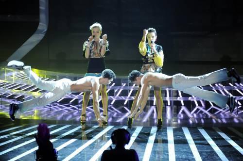 Le Donatella, sexy e talentuose 25