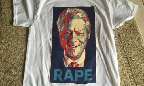 """""""Bill è uno stupratore"""": il concorso choc divide gli Stati Uniti"""