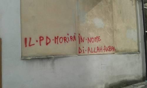 """Ora l'Isis minaccia il Pd: """"Allah vuole la tua testa""""  2"""