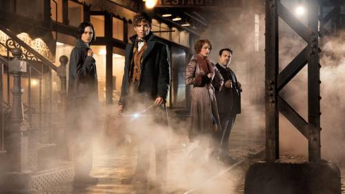 In arrivo cinque nuovi film dal mondo di Harry Potter