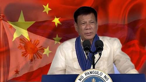 Duterte sempre più vicino a Pechino