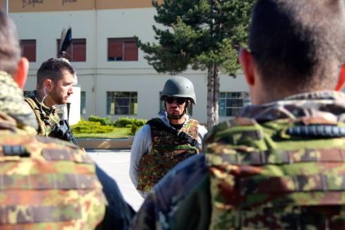 """Operare embedded in aree di crisi"" 5"