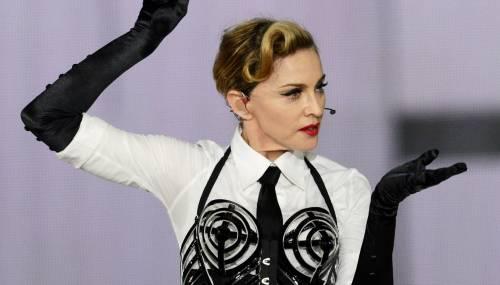 Madonna, i look sexy ieri e oggi 5