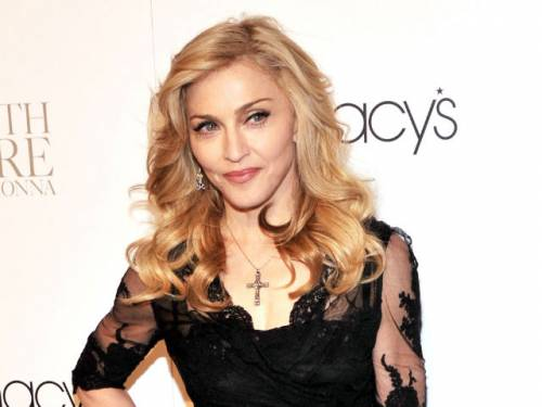 Madonna, i look sexy ieri e oggi 8