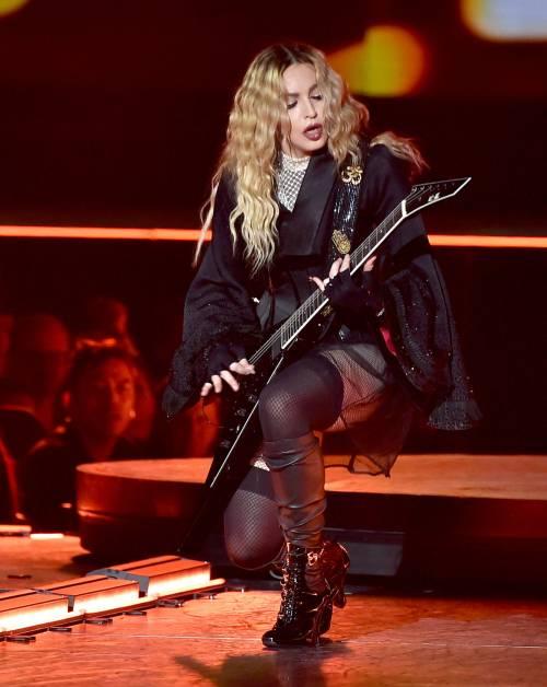 Madonna, i look sexy ieri e oggi 15