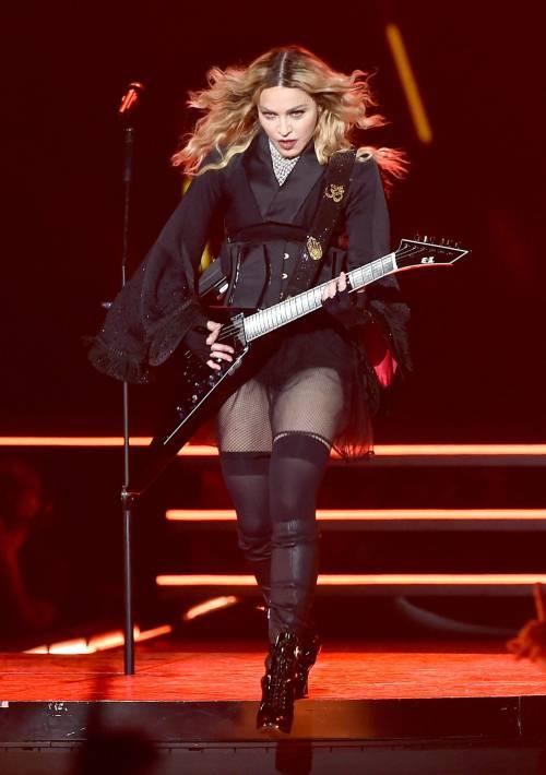 Madonna, i look sexy ieri e oggi 14
