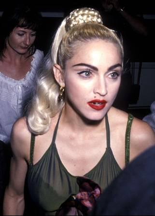 Madonna, i look sexy ieri e oggi 24