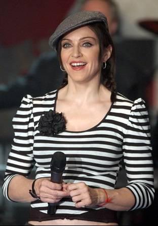 Madonna, i look sexy ieri e oggi 31