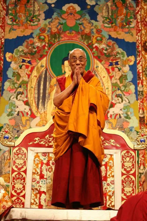 """La rivelazione del Dalai Lama: """"Le reincarnazioni sono finite"""""""