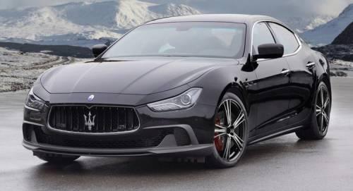 Il maxi investimento di 5miliardi di Fca per l'Italia interessa anche Maserati, che pensa all'elettrico