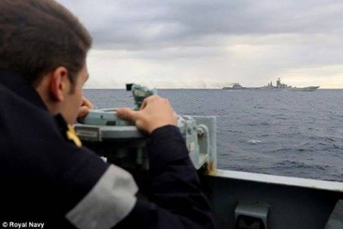 La Royal Navy schiera un'altra nave da guerra nel Golfo