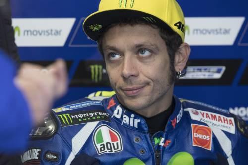 Mercedes, Rossi: Io al posto di Rosberg? Non potrei dire no