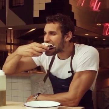 Franco Noriega, lo chef-modello che fa impazzire il web  6