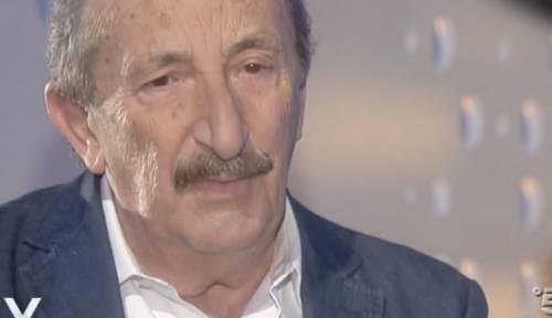 """Il dolore di Franco Gatti: in lacrime a """"Verissimo"""""""