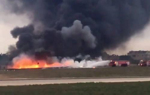 """Giallo sull'aereo caduto a Malta: """"Tre 007 francesi sono morti"""""""