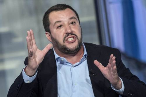 """Salvini vuole togliere il """"Nord"""" al nome della Lega"""