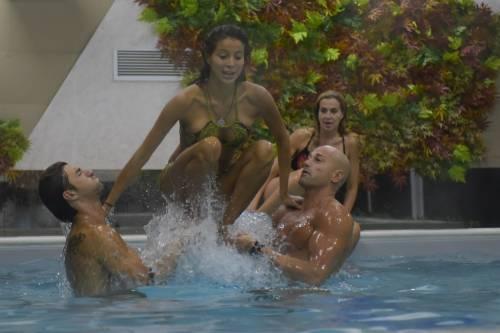Grande Fratello Vip, i momenti sexy di Mariana Rodriguez 6