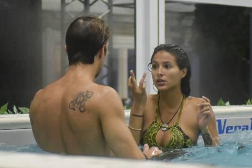Grande Fratello Vip, i momenti sexy di Mariana Rodriguez 13