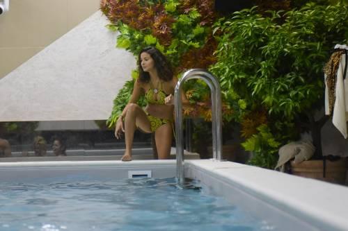 Grande Fratello Vip, i momenti sexy di Mariana Rodriguez 19