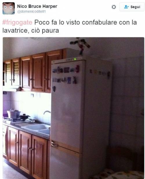 "Raggi: ""Troppi frigoriferi per strada"". E su Twitter è subito #frigogate 14"