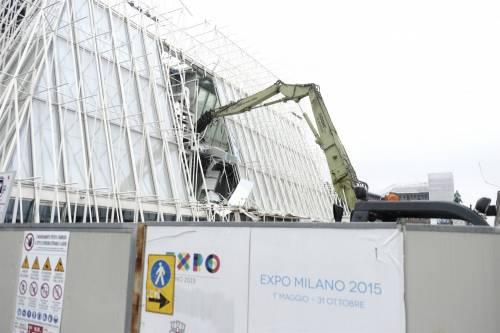 A Milano si smantella l'Expogate