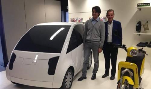 Italiano inventa l'auto elettrica low cost ma dovrà produrla in Cina