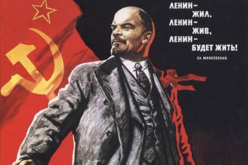 La propaganda sovietica? Era borghese e consumistica