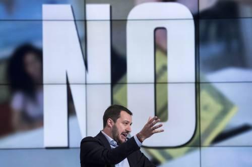 """Referendum, Salvini contro i bogli: """"Non facciamoci fregare"""""""