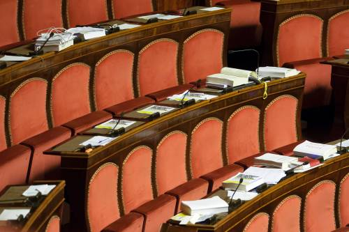 Allarme rosso a Palazzo Madama: con la vittoria del Sì sarà feudo Pd