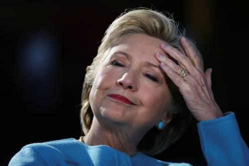 Gli ebrei si turano il naso  e scelgono la Clinton