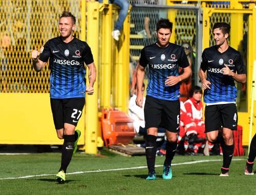 L'Atalanta spazza via il Genoa 3-0 e conquista il quarto posto