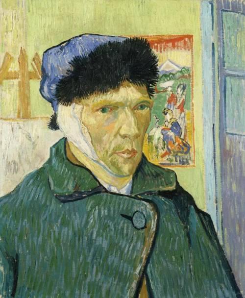 """Scoperto un segnalibro """"firmato"""" Van Gogh"""
