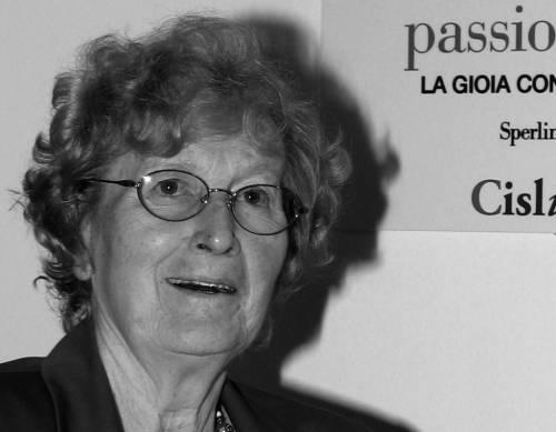 """Addio a Tina Anselmi, """"buona"""" copia della Bindi"""