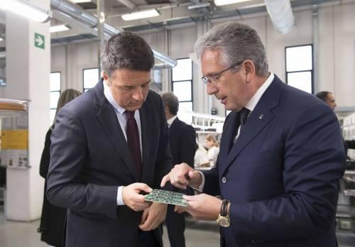 """Renzi in Lombardia, la Lega: """"Visita solo le aziende dei montiani"""""""