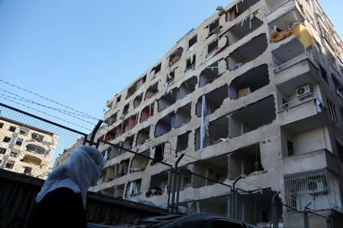 Autobomba contro la polizia a Diyarbakir 2
