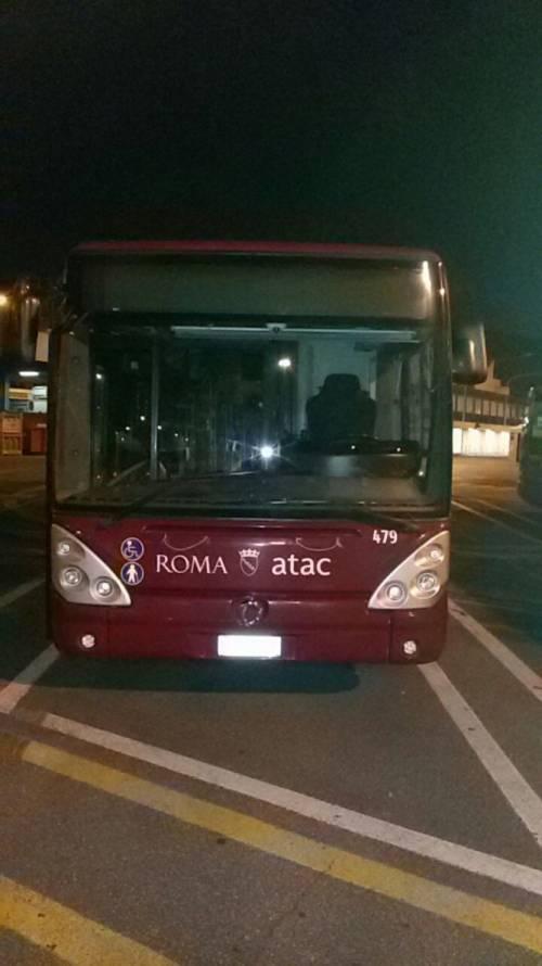 Roma, autista Atac picchiato durante una corsa