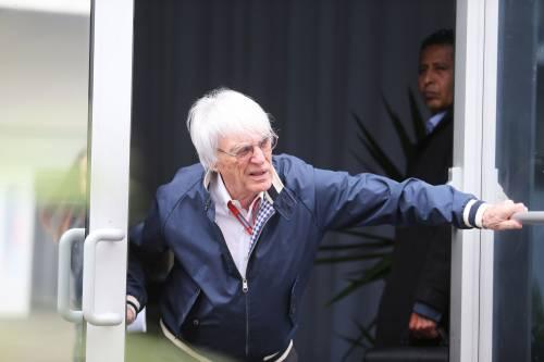"Ecclestone punge: ""Ferrari? Gestione all'italiana"""