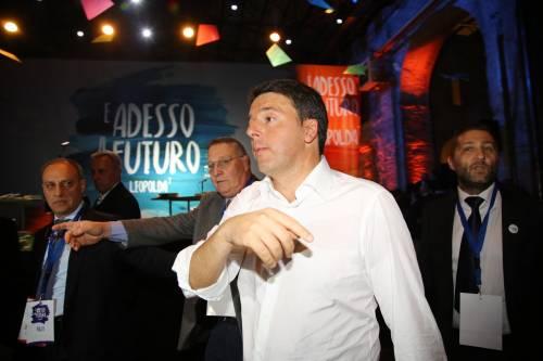 """La cocente sconfitta del """"tifoso"""" Renzi"""
