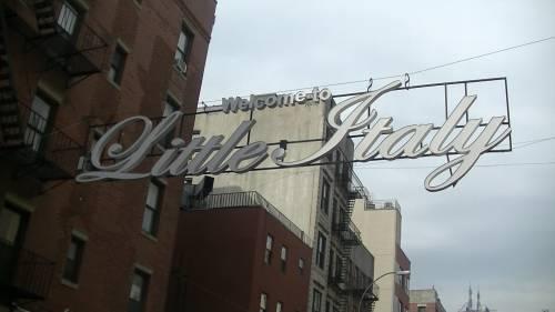 Il voto del quartiere newyorkese Little Italy