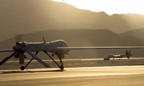 Drone Usa elimina emiro di al Qaeda in Afghanistan