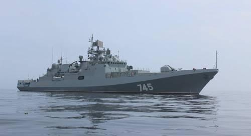 Flotta russa schierata nel Mediterraneo, i raid potrebbero iniziare entro 48 ore