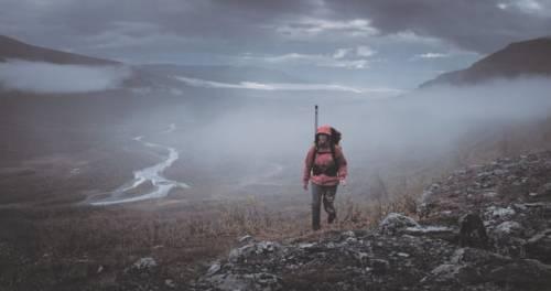 In Svezia inaugurato un percorso di trekking con wi-fi collegato al maltempo
