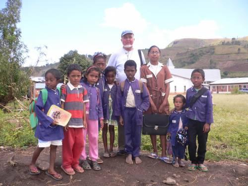 In Madagascar nuove scuole grazie a Padre Noè, AsConAuto e Maina
