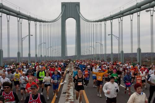 Oggi la maratona di New York magica gara che cambia la vita
