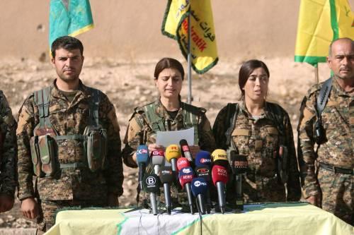 Raqqa, parte offensiva anti Isis. Si decidono le sorti della Siria?