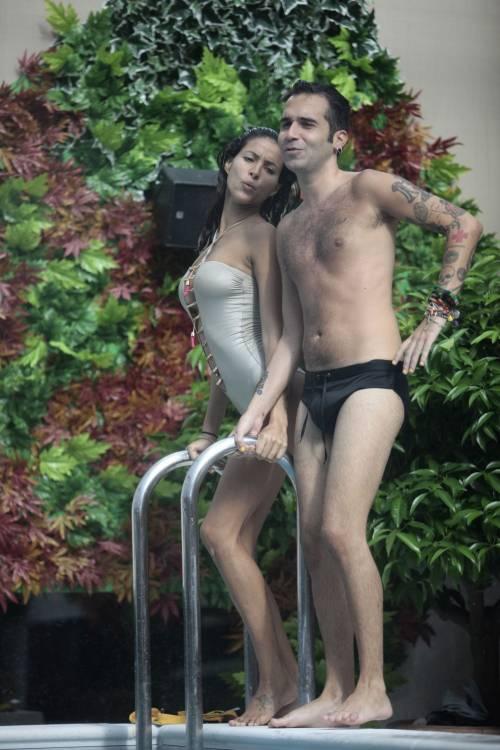 Grande Fratello Vip: nudità, docce e momenti sexy 27