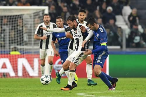 Italia, Marchisio torna a casa: Ventura lo sostituisce con Gagliardini